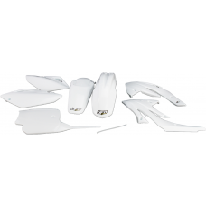 UFO PLASTIC BODY KITS , CRF150R (07-11) WHITE