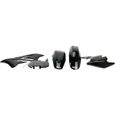 UFO PLASTIC BODY KITS , KX450F (2006) BLACK