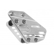 XRs Only Chain Guide - Honda CRF250L - SILVER