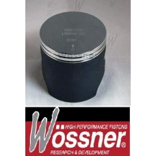 Wossner Piston Kit - CAGIVA Mito Roptor Supercity Planet W8 Flat Top Head 200H/M (93-99) - 124cc / 56.95mm