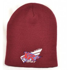 XRs Only Team Beanie (Burgundy) 04