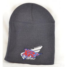 XRs Only Team Beanie (Charcoal) 05