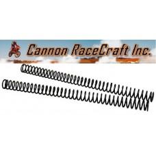 Cannon Fork Springs - Honda XR250R (96-04) 36kg through 52kg