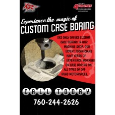 SHOP SERVICE: CUSTOM CASE BORING