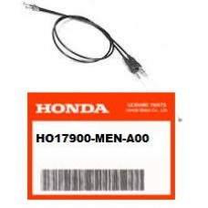 OEM Honda Throttle Cables (A/B) CRF450R, (07-08) PULL/PUSH,  PAIR