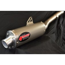 """BLOW-OUTS"" XRs Only Exhaust Pipe Oval - Honda CRF450R (2005)"