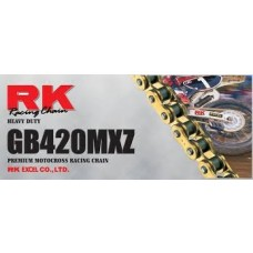 RK Racing Chains Heavy Duty 420MXZ Chain