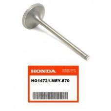 OEM Honda Exhaust Valve CRF450X (05-17) TRX450ER / R (06-14)