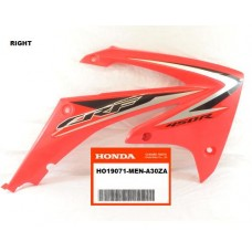 OEM Honda RADIATOR SHROUD (RIGHT) CRF450R (09-12)