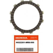 OEM HONDA CLUTCH - DISK, CLUTCH FRICTION CR80R (84-02) CRF100F (04-13) CRF150F (06-14) XR100R (87-03) XR80R (91-94)