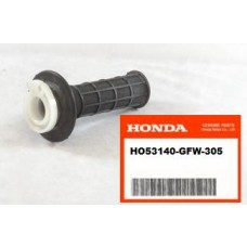 OEM Honda Throttle Tube and Grip, CRF100F (04-13) CRF80F (04-13) XR100R (94-03) XR80R (95-03)
