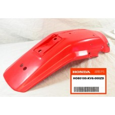OEM Honda Rear Fender XR650L (00-14) Fighting Red