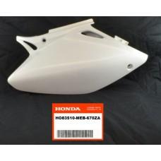 OEM Honda SIDE PANEL (RIGHT) CRF450R (02-04) WHITE