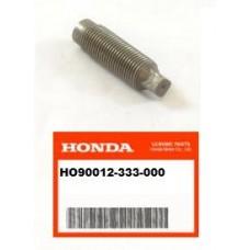 OEM Honda Tappet Adjustment Screw, CRF100F (04-13) CRF80F (04-13) CRF70F (04-12) CRF50F (04-12) XL100 (79-85) XL250 (76-81) XL250R (82-83) XL350 (76-78) XL70 (1976) XL75 (77-79) XL80 (80-85) XR100 (81-84) XR250R (79-82) XR100R (85-03) XR80 (79-84) XR80R (