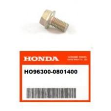 OEM Honda Flange Bolt 8X14 (Seat Bolt) XR250L (93-96) XR250R (88-95) XR600R (93-00) XR650L (93-16)