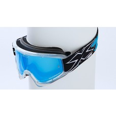 X BRAND LIMITED GOGGLES, Splat Transparent Clear