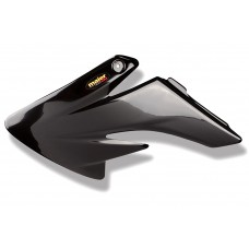 Maier Air Scoops (Shrouds) - Honda CRF70F (04-13) CRF80F (04-13) CRF100F (04-13) Black