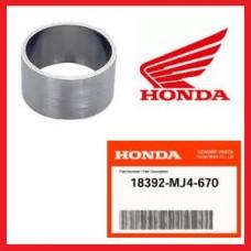 Honda OEM Muffler Sleeve  XR600R / XR650L