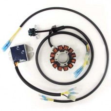 Ricky Stator High Output Stator - CRF450X High Output Stator & Rectifier/Regulator, (05-UP)