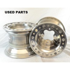 USED QUAD WHEELS / RIMS (PAIR)