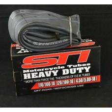 STI Rear Heavy Duty Inner Tube - 110/100-18 120-100-18 (4.50/5.00-18)