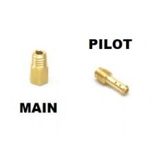 Mikuni Jets Flatside Main / Pilot XRCK32 / XRCK34 / XRCK36 & XRCK41