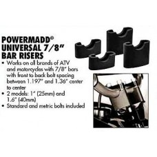 "Powermadd Universal 7/8"" Bar Risers"