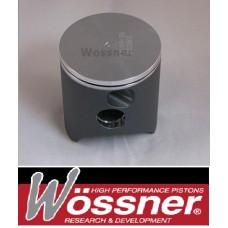 Wossner Piston Kit - Honda CR125R (92-99 / No Intake Window Pinned On Centerline Longer Skirt Than Stock) - 125cc / 53.96mm