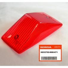 OEM Honda Tail Light Lens XR250R (86-95) XR350R (1985) XR600R (85-00) XR650R (00-07)