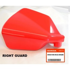 OEM Honda Plastic Hand Guard Right XR650R (00-07), XR250R (00-04) XR400R (00-04)