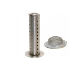 XRs Only Exhaust Pipe Quiet Core Insert - STAINLESS STEEL