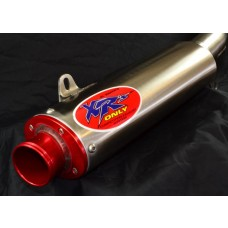 """Blow-Outs"" XRs Only Exhaust Pipe - Honda TRX400EX - STAINLESS STEEL"