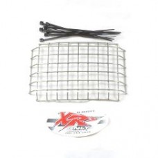 XR's Only Stainless Steel Wire Mesh Headlight Rock Guard XR250R, XR350R, XR400R, XR500R, XR600R, XR650R (All Yrs)
