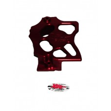 XRs Only Case Saver / Spocket Cover - Honda XR650L - RED