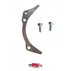 """BLOW-OUTS"" XRs Only Case Saver - Honda CRF250R / CRF250X - SILVER"