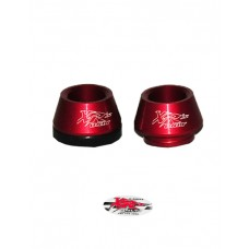 XRs Only Quick Change Front Wheel Spacers - Honda CR125 / CR250 / CRF250R / CRF250X / CRF450X