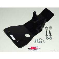 XRs Only Skid Plate - Honda CRF50F / XR50R / CRF70F / XR70R