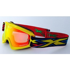 X BRAND LIMITED GOGGLES, XXX YELLOW
