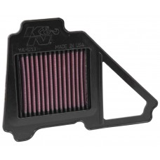 K&N Yamaha YBR125 Air Filter (05-15)