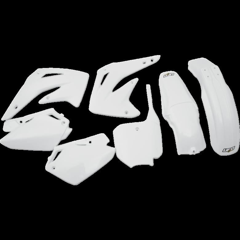 UFO PLASTIC BODY KITS , CR85R (03-07) White
