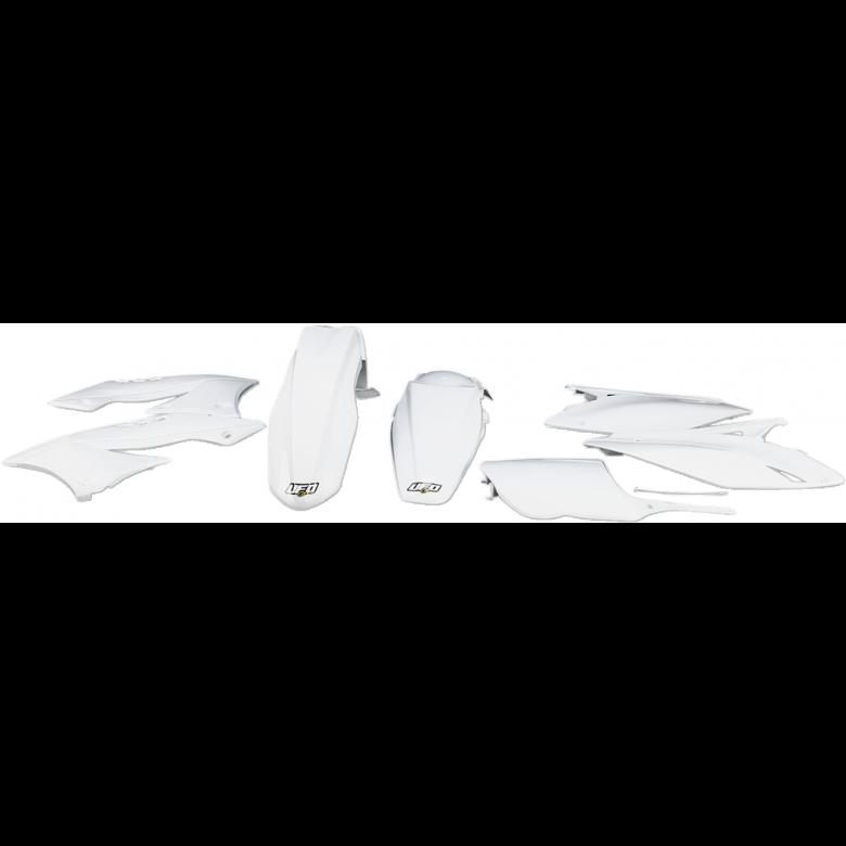 UFO PLASTIC BODY KITS , KX450F (09-11) 10-11 OEM STYLE WHITE