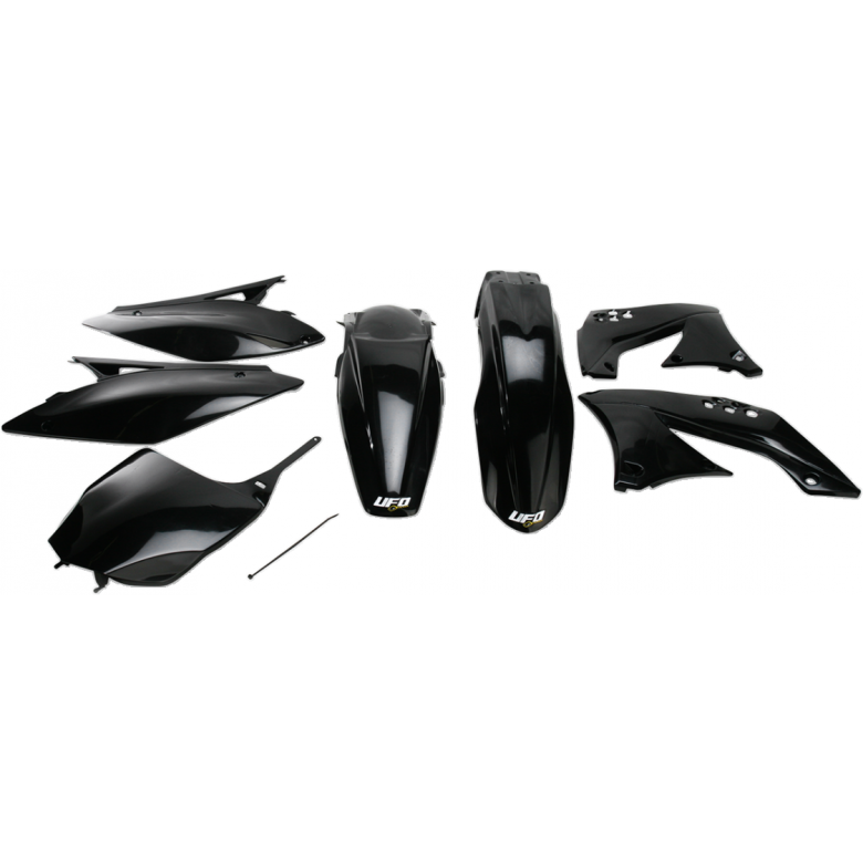 UFO PLASTIC BODY KITS , KX450F (09-11) 10-11 OEM STYLE BLACK