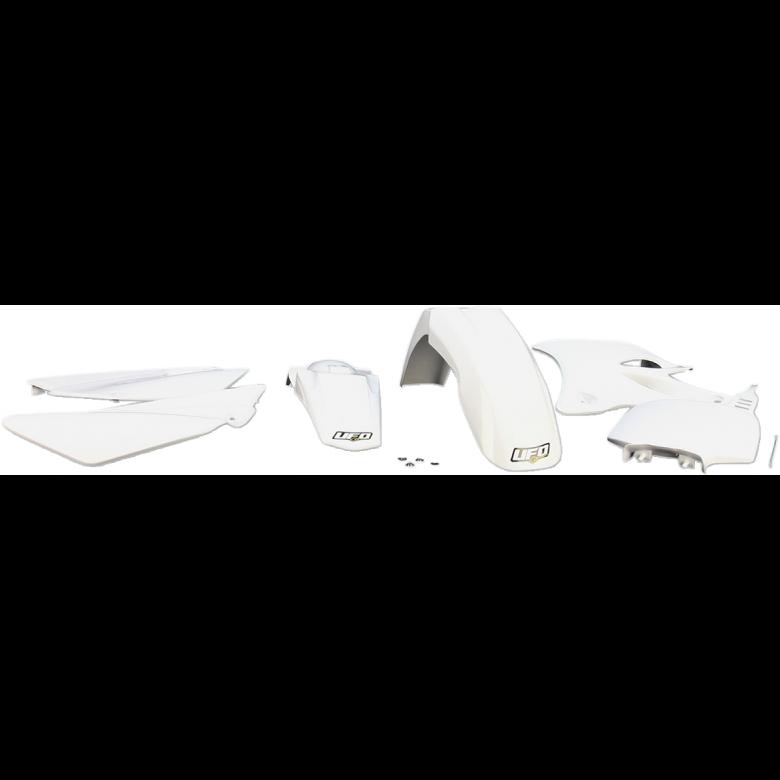 UFO PLASTIC BODY KITS , YZ85 (02-12) WHITE