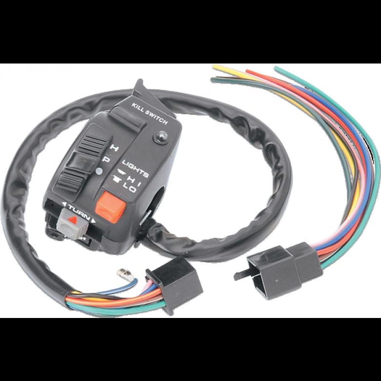 Dual Sport Handlebar Control Switch