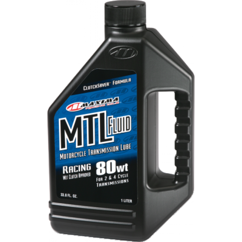 MAXIMA MTL 2- AND 4-CYCLE TRANSMISSION FLUID (80W)