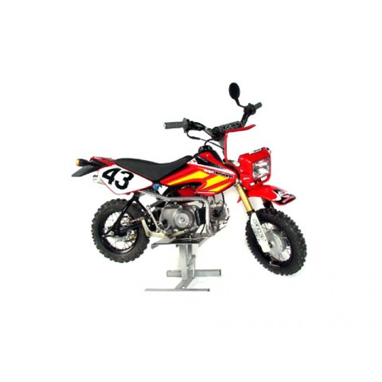 Baja Designs EZ Mount Kick Start Dual Sport Kit - Honda CRF50F XR50R