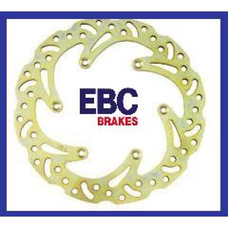 EBC Supercross Contour Series Brake Rotors XR250R, XR250L, XR400R, XR600R, XR650R, CR125, CR250, CR500, CRF150F, CRF230F, CRF230L, CRF230M, NX250