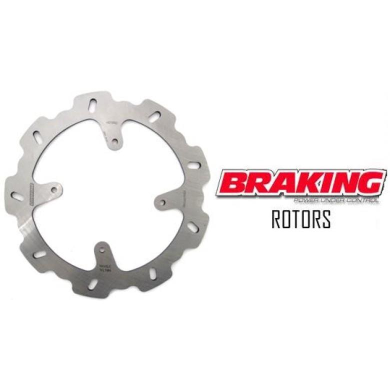 Braking PUC Rear Rotor CRF150R (07-15) CR80R (97-02) CR85R/RB (03-07)