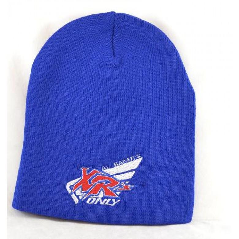 XRs Only Team Beanie (Royal Blue) 02