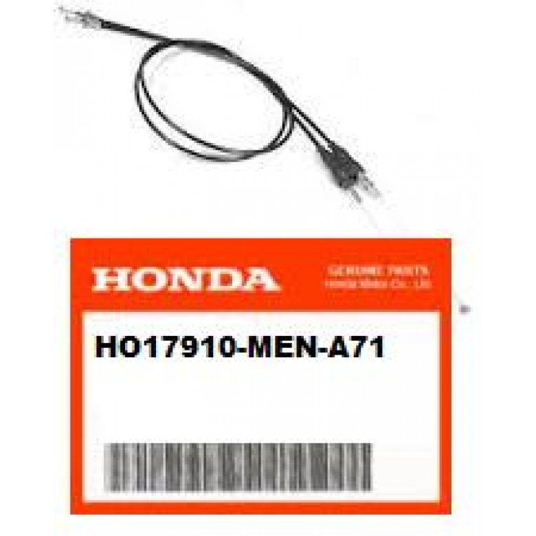 OEM Honda Throttle Cables (A/B) CRF450R, (2013) PULL/PUSH, PAIR